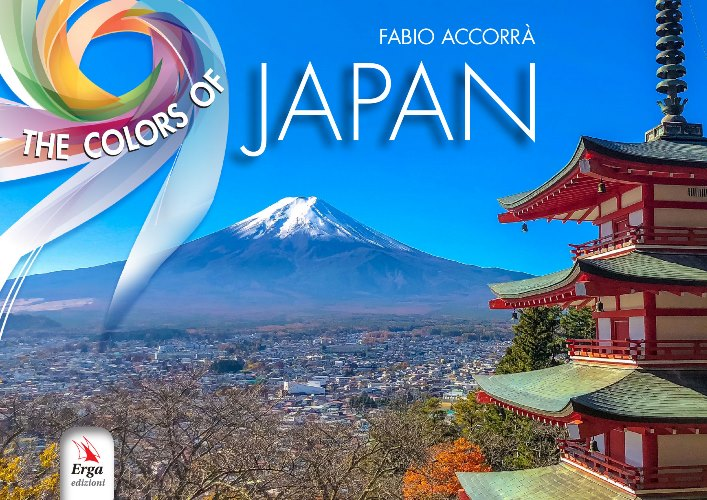 The colors of Japan Copertina WEB