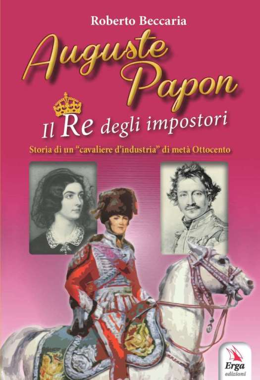 Auguste Papon Copertina web